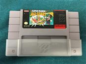 NINTENDO: SUPER MARIO ALL STARS, SNES GAME WITH COVER